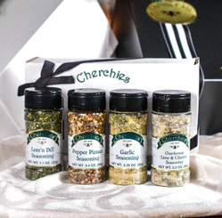 Cherchies Seasoning Quartet Collection