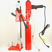 "PRE-ORDER BLUEROCK 4"" Z1WS Concrete Core Drill With Stand"