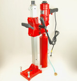 "4"" Z1WS Concrete Core Drill w/ Stand + 2 Bits - PACKAGE DEAL"