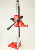 "BLUEROCK Model Z1S - 4"" Concrete Core Drill Stand Only for 4"" Model Z1"