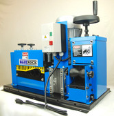 BLUEROCK Model WS260 Motorized Copper Wire Stripping Machine
