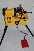 PRE-ORDER BLUEROCK PTM50-C Electric Motorized Pipe Threader Threading Machine fits RIDGID Dies
