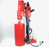 "REFURB BLUEROCK 8"" Z1 Concrete Core Drill With Stand"