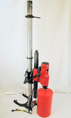 "BLUEROCK 10"" Z1 TEL Telescoping Stand Concrete Core Drill"