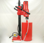 "REFURBISHED BLUEROCK 10"" Z1 Concrete Core Drill w/ Stand"