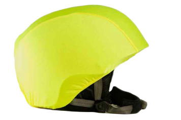 Neon Yellow Helmet Cover