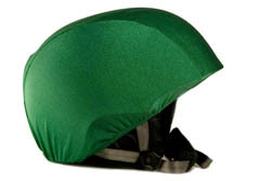 Green Helmet Cover