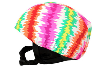 Hot Zag Helmet Cover