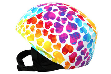 Sweethearts Helmet Cover