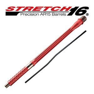 STRETCH 16 Phantom AR15 Barrel (Elite Red)