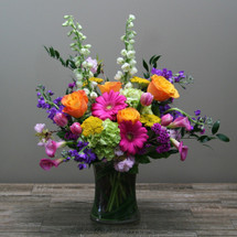 Over the Rainbow in Washington DC, Palace Florists