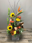 Fall Days in Bethesda MD, Palace Florists