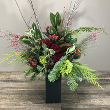 Winter Charm in Washington DC, Palace Florists