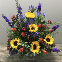 Buffet Floral Arrangement - Palace Florists P