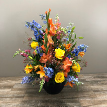 Buffet Floral Arrangement - Palace Florists R