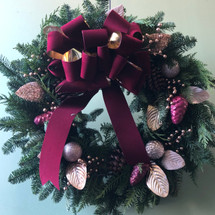 Custom Wreath 1 - Local Delivery
