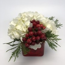 Holiday Berries - Set of 3 - Local Delivery Only