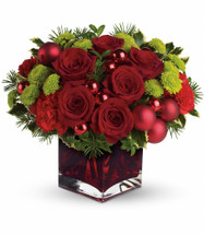 Merry and Bright in Rockville MD, Palace Florists