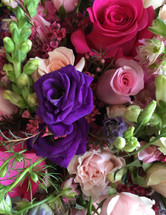 Designer's Choice Wrapped Bouquet - Local Delivery or Curbside Pick Up!