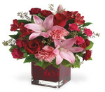 Budding Romance in Washington DC and Rockville MD, Palace Florists