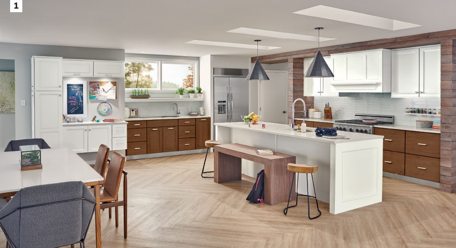 KraftMaid: A Well-Oiled Machine Kitchen