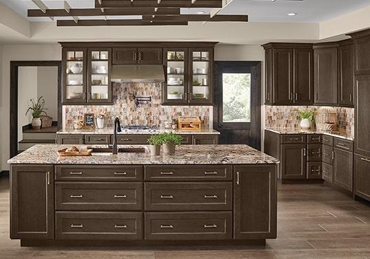 Kitchen Cabinet Stains Finishes Kraftmaid