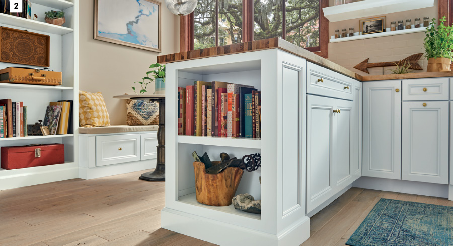 Small Kitchen Ideas With Big Personality Kraftmaid