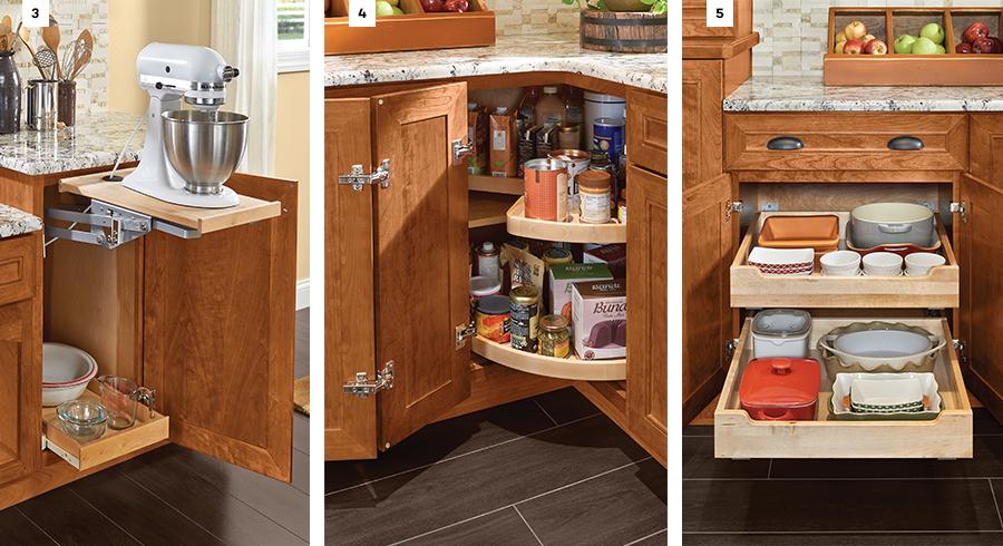 Modern Kitchen Ideas 5 Hardworking Products Kraftmaid