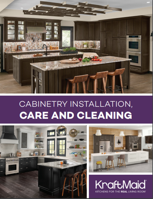 Cabinet Cleaning and Care