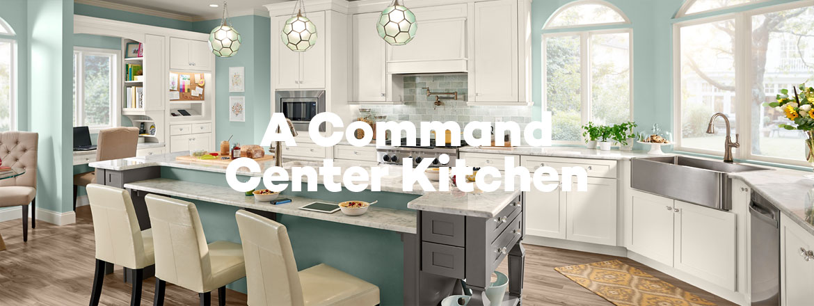 Kitchen Cabinets Designed For Everyone In Mind