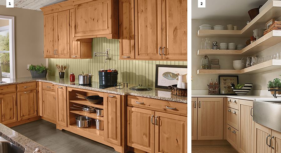 ... Or One With A Sleek, Modern Feel, There Are Many Ways To Easily Achieve  The Warmth And Nostalgia That Are Defining Characteristics Of Country  Kitchens.
