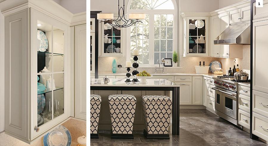 small kitchen ideas 7 tips to make small kitchens feel bigger rh kraftmaid com