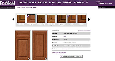 ordering-buttons-small.jpg  sc 1 st  KraftMaid & Sample Ordering - KraftMaid Cabinetry