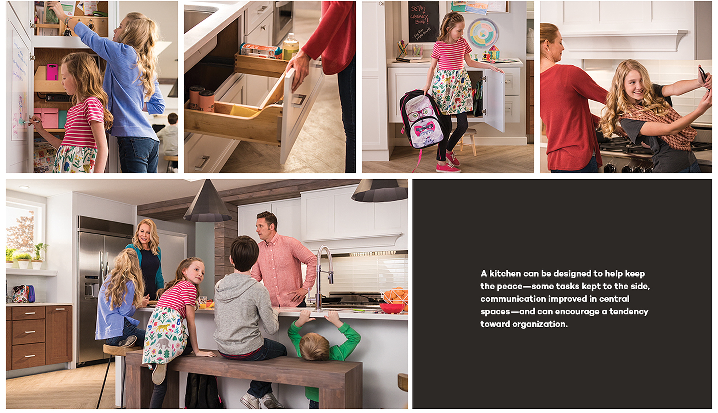 A Well-Oiled Machine Kitchen - A Kitchen That Promotes Communication