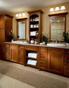 Cherry Bathroom in Cognac