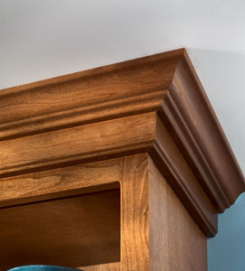 Crown and Starter Molding