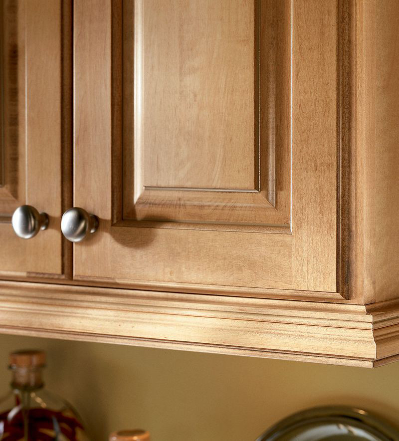 Kitchen Cabinet Light Rail: Inset Light Rail And Ogee Molding
