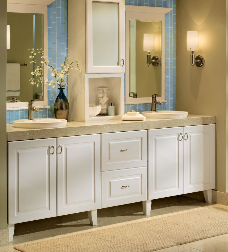 Moldings And Accents At Kraftmaid Com: Tapered Leg Used On A Vanity