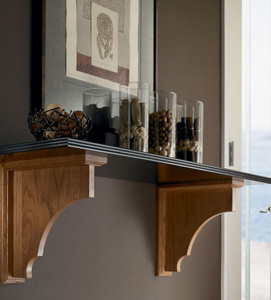 Victorian Plain Countertop Support