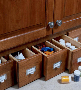 Spice Drawer Cabinet