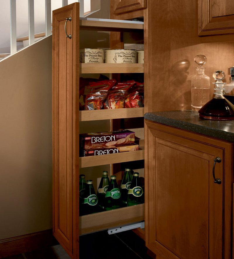 Kraftmaid Tall Pantry Pull Out