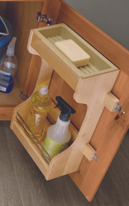 Sink Base Door Storage Unit Kit