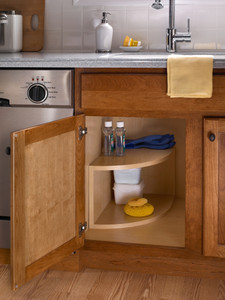 Sink Base Multi-Storage Shelf Kit