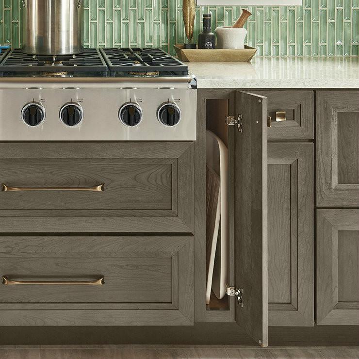 Amazing 6 Inch Wide Cabinet Kraftmaid Interior Design Ideas Tzicisoteloinfo