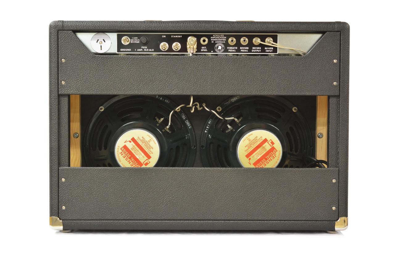 Zephyr 22 2x Jensen C10Q Speakers