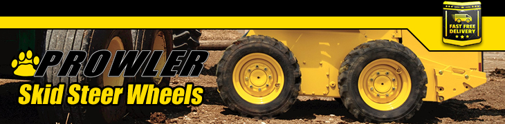 skid steer wheel sales