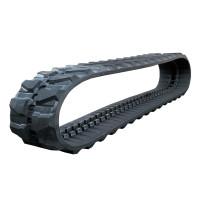 Komatsu PC 50uu-2E Rubber Track - Size: 400x72.5Ax72