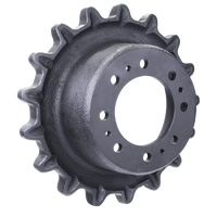 Prowler Bobcat T740 2-Speed Drive Sprocket - Part Number: 7196807
