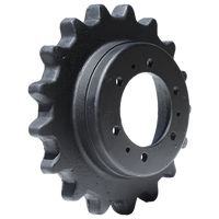 Prowler Bobcat T200 Old Style Drive Sprocket - Part Number: 6715821