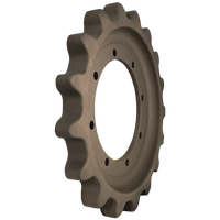 Prowler John Deere 333D 8 Bolt Hole Drive Sprocket - Part Number: T239480/ID2641